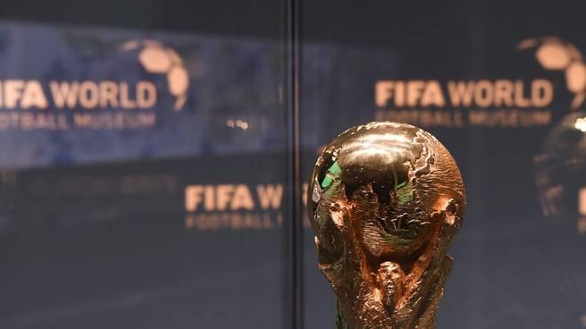 Das DFB-Team gewann die WM-Trophäe zuletzt 2014 in Brasilien
