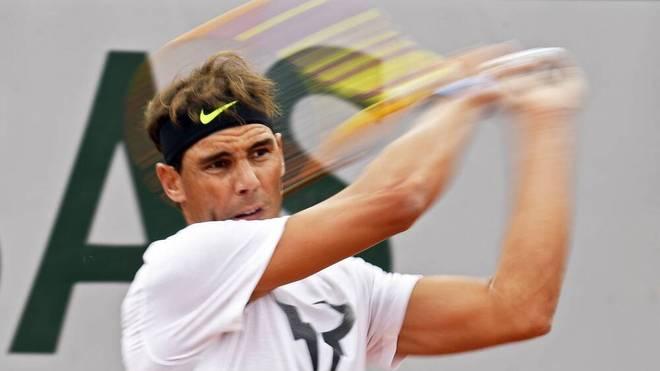 Mit zwölf Titeln ist Rafael Nadal Rekordsieger bei den Fench Open