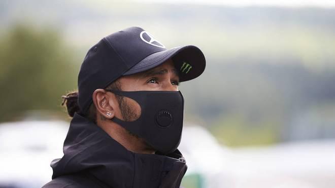Lewis Hamilton führt die Gesamtwertung 2020 überlegen an