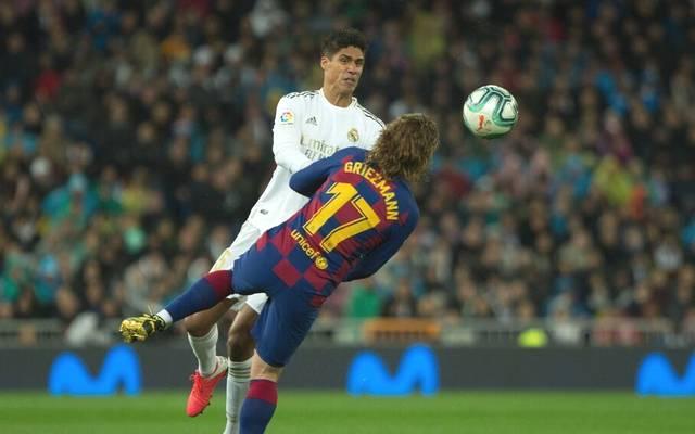 Der Clásico elektrisiert stets nicht nur spanische Fußball-Fans
