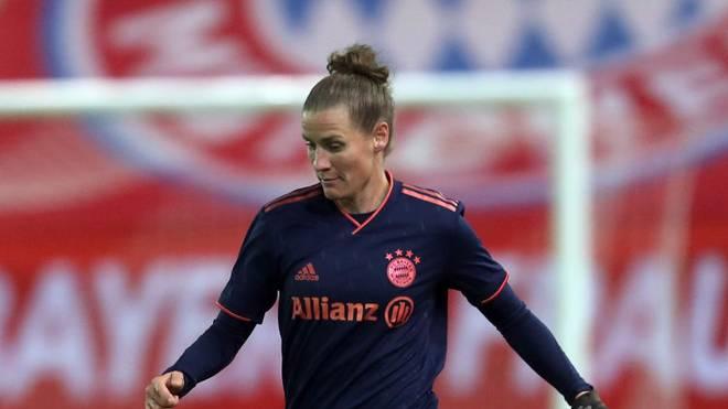 Simone Laudehr hat ihren Vertrag bei den Bayern verlängert
