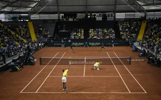 Finalrunde des Davis-Cup diese Saison in drei Städten