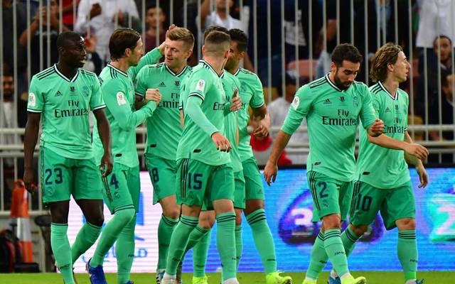Real Madrid trifft im Finale der spanischen Supercopa auf Stadtrivale Atlético Madrid