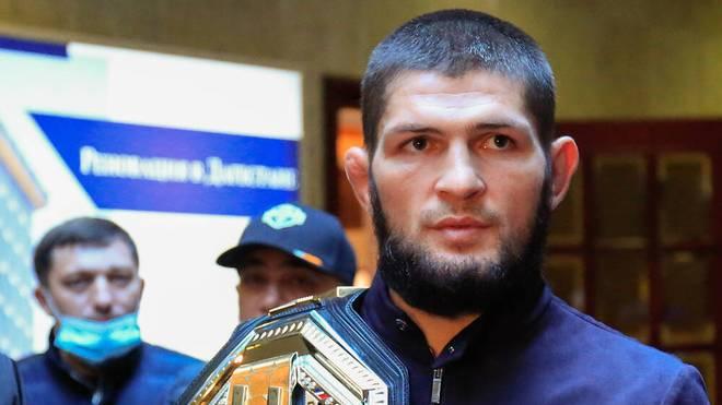 Khabib Nurmagomedow schließt ein Comeback für die UFC nicht mehr aus