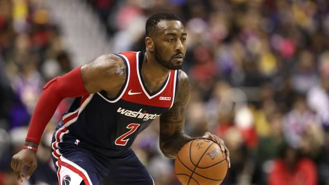 John Wall spielte in der NBA bisher nur für die Washington Wizards. Diese drafteten ihn 2010 an Position eins