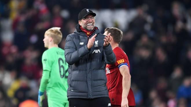 Jürgen Klopp will gegen Manchester City siegen