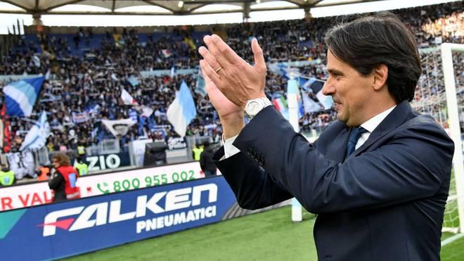 Simone Inzaghi bleibt Trainer bei Lazio Rom