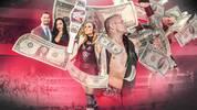 Im Wrestling-Geschäft verdienen die Stars ordentlich Kohle. Doch wer scheffelt am meisten?