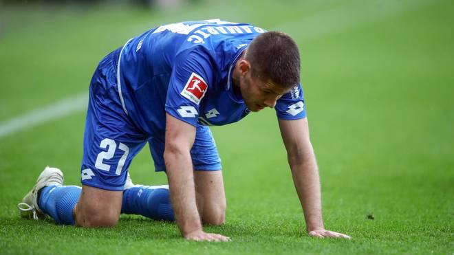 Andre Kramaric laboriert an einer hartnäckigen Verletzung