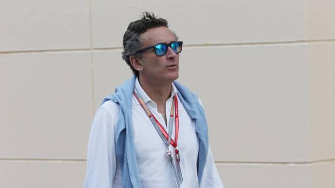 Alejandro Agag arbeitet seit 2012 als CEO der Firma Formule E Holdings