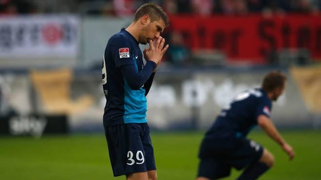 Ivan Klasnic' letzte Profi-Station war 2013 Mainz 05