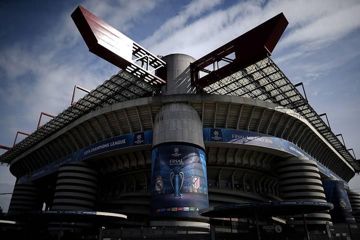Wie geht es mit dem legendären San Siro in Mailand weiter? Nachdem zuletzt schon ein Abriss kein Thema mehr war, gibt es nun wohl eine neue Überlegung