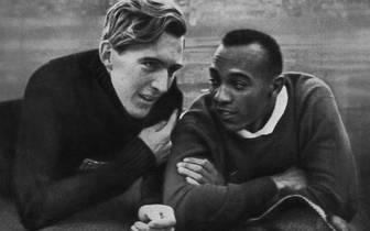 JESSE OWENS/LUZ LONG, Leichtathletik, 1936