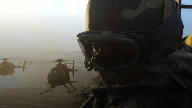 Warzone ist der Battle-Royal-Ableger von Call of Duty.