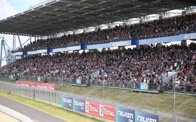 Zuschauer sind beim 24-Stunden-Rennen auf dem Nürburgring in diesem Jahr nicht erlaubt
