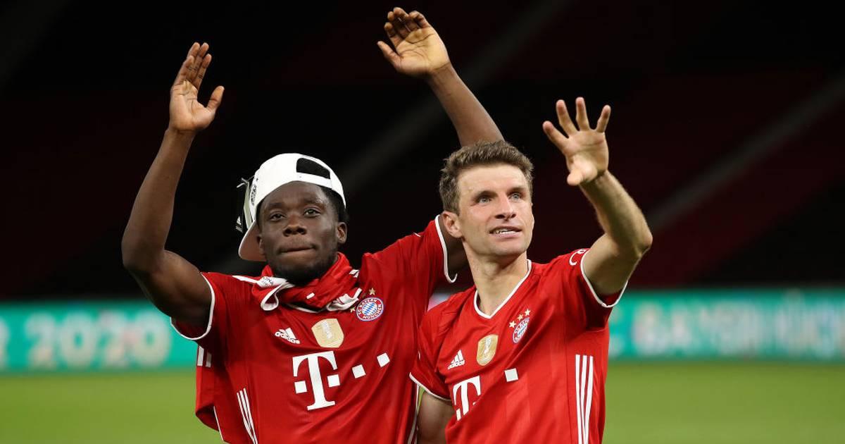 Stimmen zum DFB-Pokalfinale: Bayer Leverkusen - FC Bayern