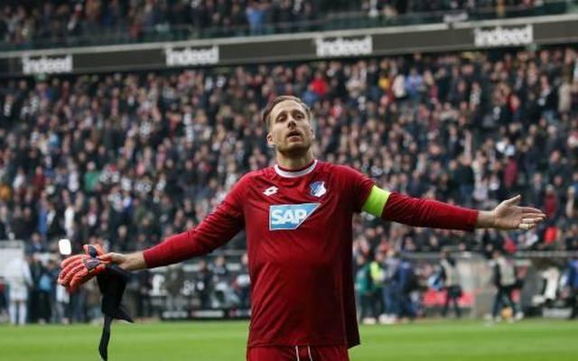Oliver Baumann steht seit 2014 für die TSG Hoffenheim zwischen den Pfosten