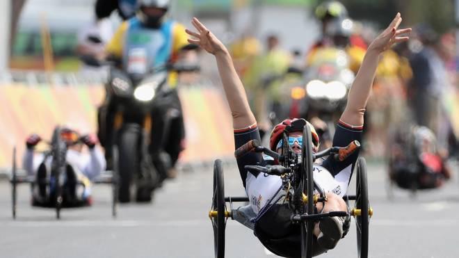 Christiane Reppe gewann in Rio die Goldmedaille