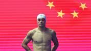 Sun Yang wurde dreimal Olympiasieger im Freistil
