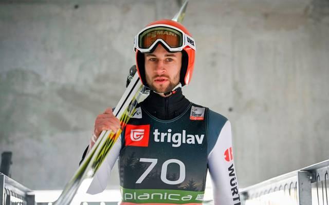 Markus Eisenbichler verpasst Weltcup