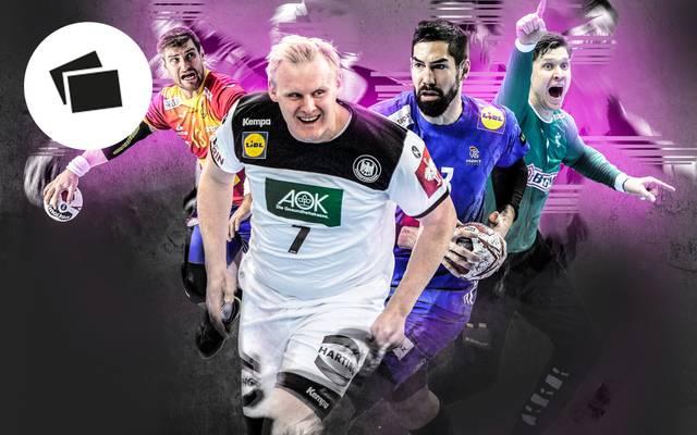 Handball Em 2020 Powerranking Mit Deutschland Danemark
