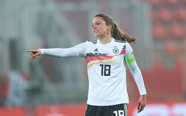 Melanie Leupolz verpasst die Länderspiele gegen Australien und Norwegen