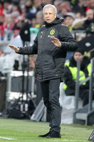 Trainer Lucien Favre ist am Sonntag von Borussia Dortmund freigestellt worden. Dem Schweizer wurde letztlich ein 1:5 gegen den VfB Stuttgart zum Verhängnis