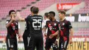 Serge Gnabry und Thomas Müller trafen beim Sieg des FC Bayern gegen den 1. FC Köln