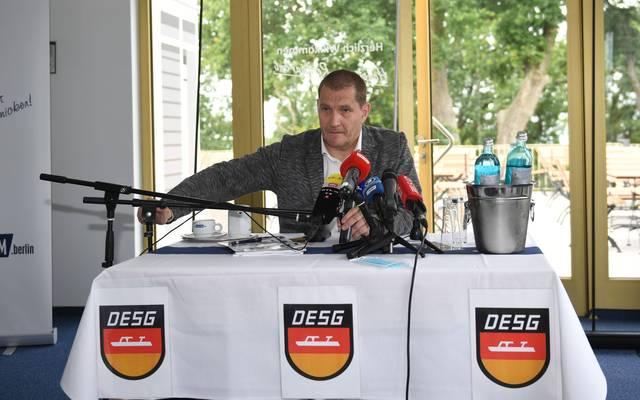 Matthias Großes Führungsstil bei der DESG ist umstritten