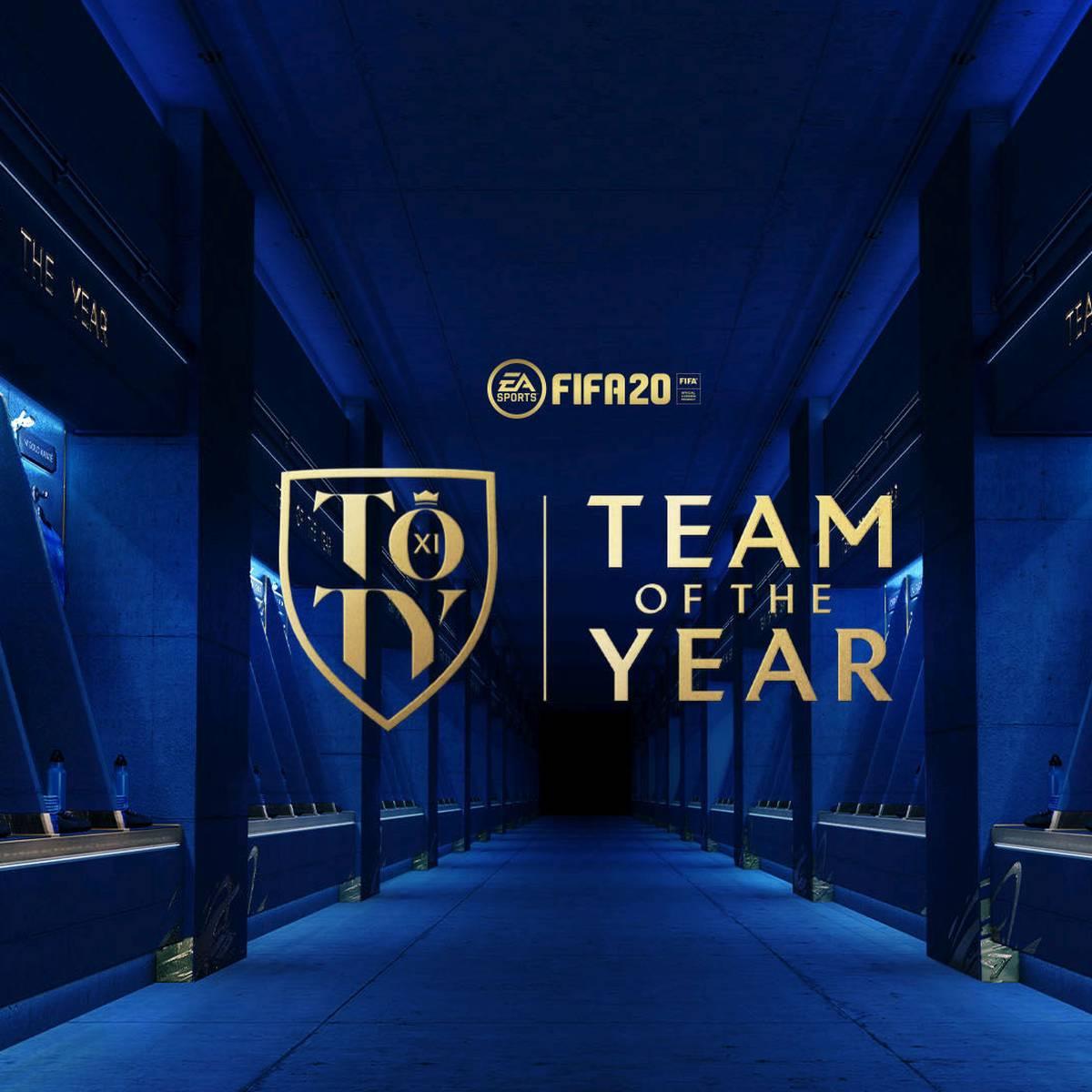 Die Nominierten des FIFA 20 TOTY