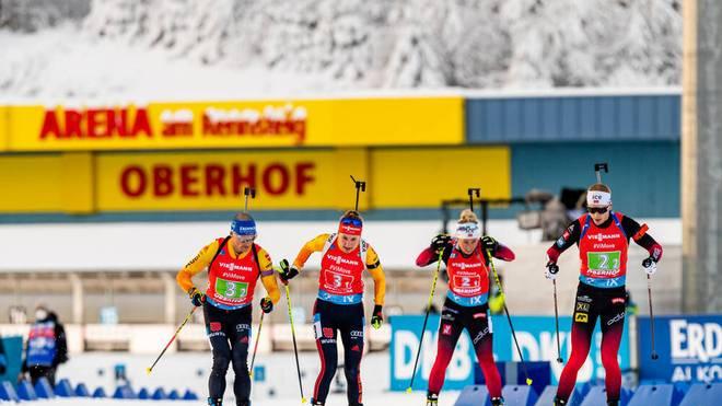 Ein namentlich nicht genanntes Mitglied des deutschen Teams hat sich nicht an Corona-Regeln gehalten