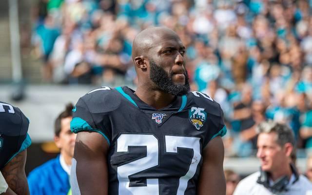 Leonard Fournette wurde 2017 von den Jacksonville Jaguars an vierter Stelle gedraftet