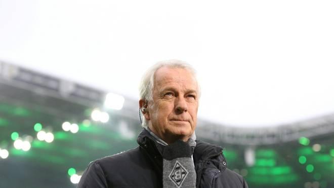 Gladbachs Vizepräsident Rainer Bonhof