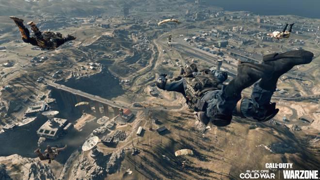 """Die neue Warzone Map ist die alte - nur grüner und etwas """"früher"""""""