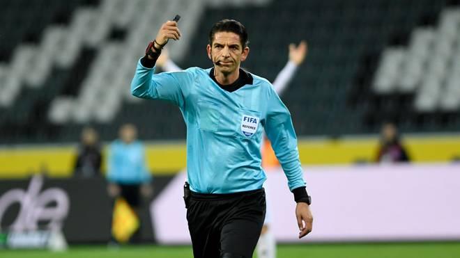 Deniz Aytekin hat in dieser Bundesligaspielzeit bislang zwölf Partien gepfiffen