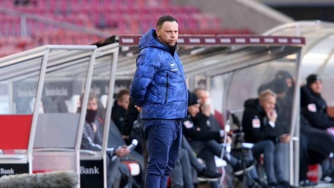 Wieder nichts: Pal Dardai und Hertha BSC verlieren auch in Stuttgart