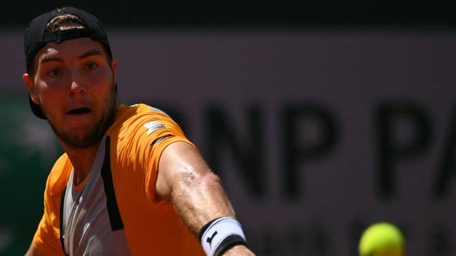 Struff hat das Viertelfinale der French Open verpasst