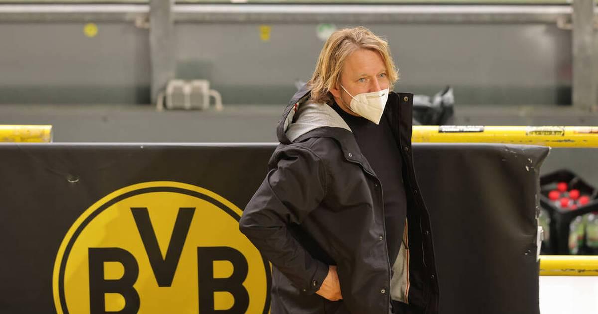 Bundesliga: Kehrt Sven Mislintat vom VfB Stuttgart zurück zum BVB? - SPORT1