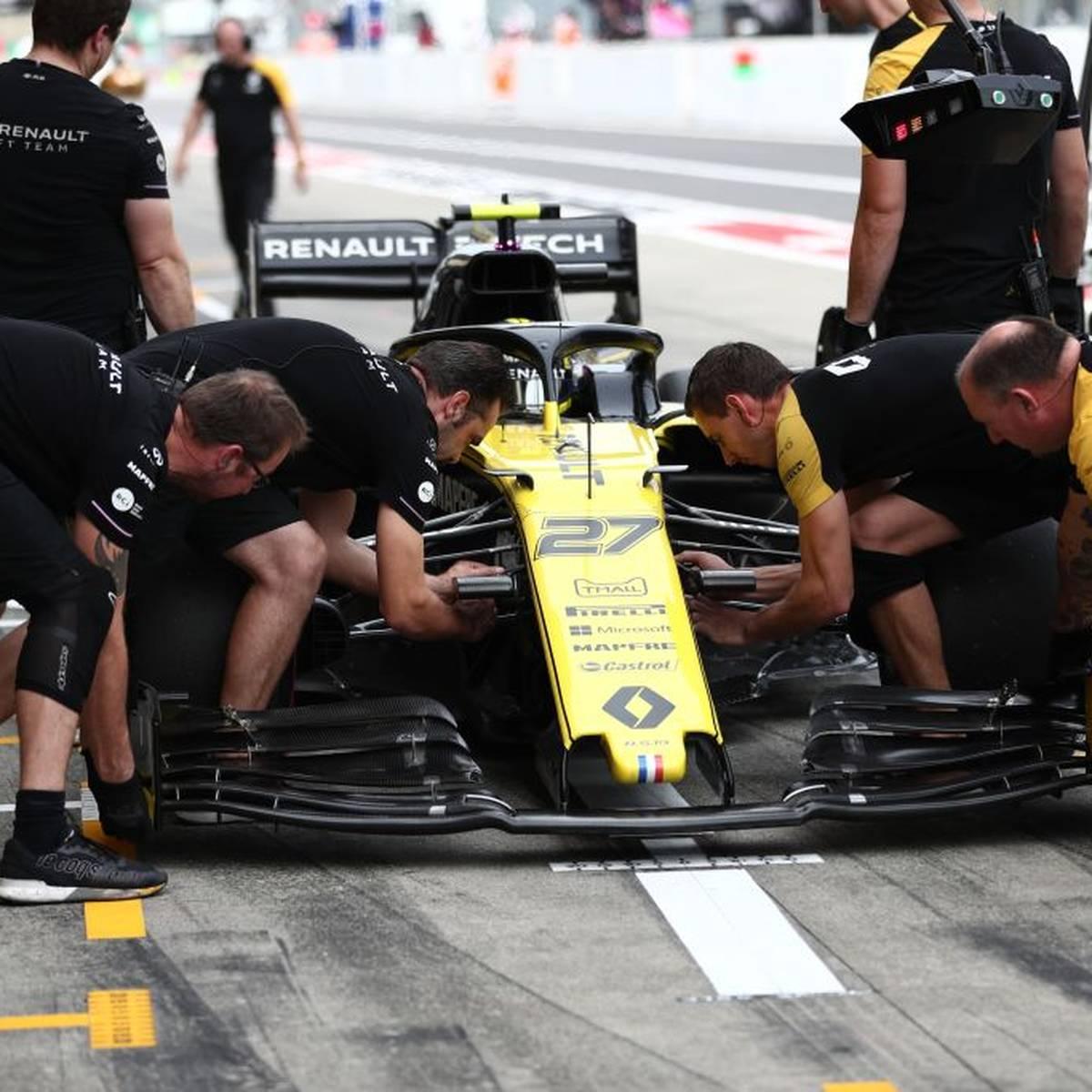 Renault nachträglich disqualifiziert
