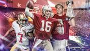 Die San Francisco 49ers sind eine der erfolgreichsten Franchises in der NFL
