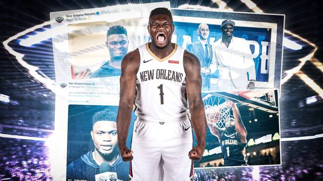Zion Williamson steht vor seinem Regular-Season-Debüt für die New Orleans Pelicans