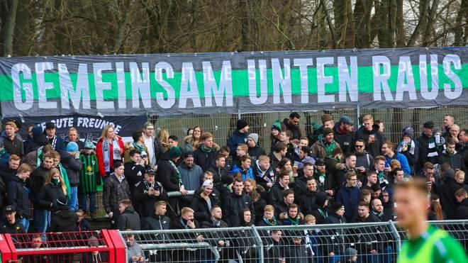 Preußen Münster setzt in der Coronakrise auf Kurzarbeit