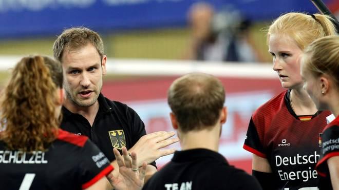 Deutsche Volleyballerinnen verlieren gegen Italien