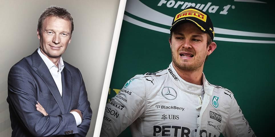 SPORT1-Kolumnist Peter Kohl analysiert das dritte Rennen der Formel 1 in Schanghai. Er nennt Gewinner und Verlierer des China-GP