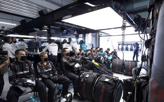 Das Team von Mercedes muss die nächsten Ausfälle verkraften