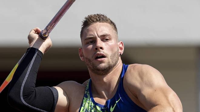 Johannes Vetter knackt erneut die 90-Meter-Marke