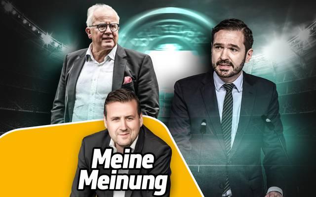 SPORT1-Chefredakteur Pit Gottschalk fordert eine schnelle Lösung im DFB-Machtkampf