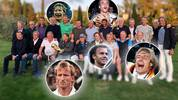 Die Weltmeister von 1990 bei einem Treffen in der Toskana