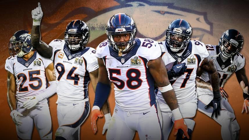 Im Super Bowl 50 steigen die Abwehrhünen des neuen Champions Denver Broncos zu Helden auf. Sie ebnen Peyton Manning den Weg zum historischen Triumph...
