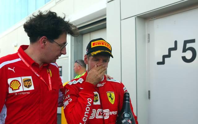 Formel 1, Silverstone: Stimmen mit Vettel, Verstappen, Hamilton & Leclerc